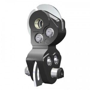 Jarruriipuke Indexator, tuplajarru 100/100, tappi 45mm
