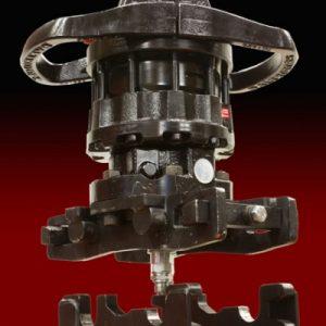Quick Connector rotaattorin pikakiinnike