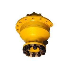 Hydraulimoottori Poclain MSE05 625cc, Soveltuvuus mm. JD 414 hakkuupää