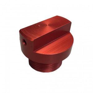 Täyttökorkki, Punainen 1″ Ulkokierre