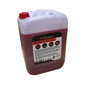 Värimerkkausväri, punainen Mototarvikkeet Marking color 10L