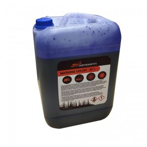 Värimerkkausväri, sininen Mototarvikkeet Marking color 10L